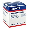 GAZOFIX Fixierbinde 10 cmx20 m hautf. 1 Stück