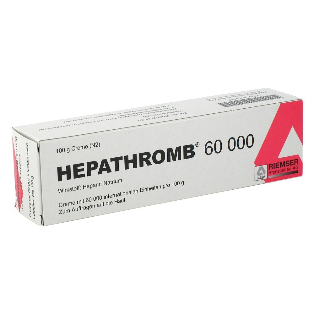 hepathromb-60000-creme-100-gramm