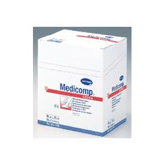 MEDICOMP extra Kompressen 7,5x7,5 cm unsteril 100 Stück