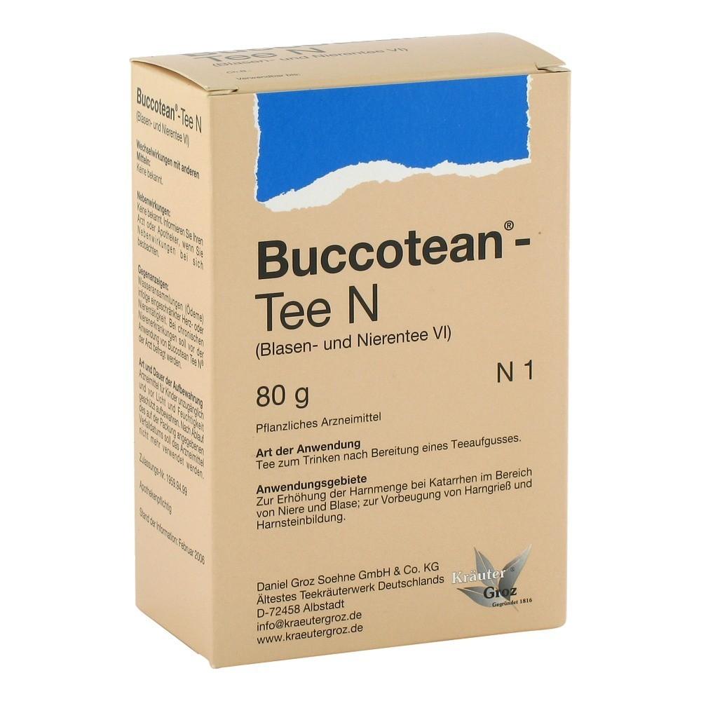 buccotean-n-tee-80-gramm