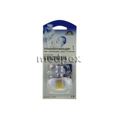 SAUGER Inhalation klein 104890 flied.Kieferor. 1 Stück