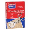 GOTHAPLAST Wundpflaster elastisch/Textil 6 cm x 1 m 1 Stück