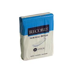 RECORD Damenbinde normal 26 Stück