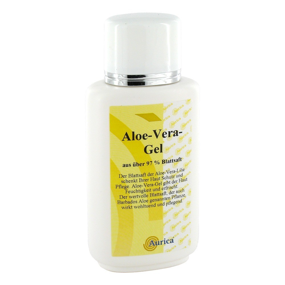 aloe vera gel aurica 200 milliliter online bestellen medpex versandapotheke. Black Bedroom Furniture Sets. Home Design Ideas