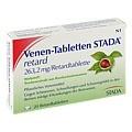 Venen-Tabletten STADA retard 20 Stück N1