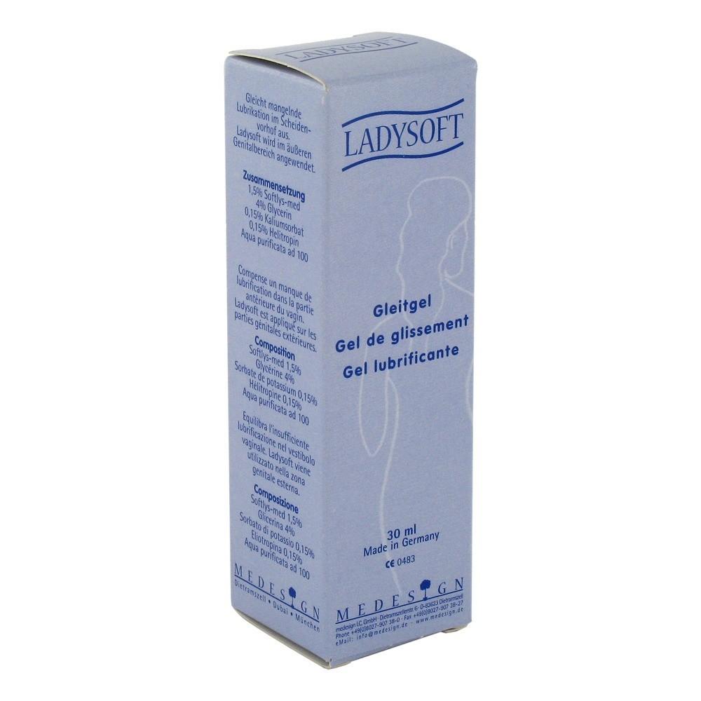 ladysoft-gleitgel-30-milliliter, 7.69 EUR @ medpex-de