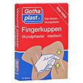 GOTHAPLAST Fingerkuppenpflaster elast. 10 Stück