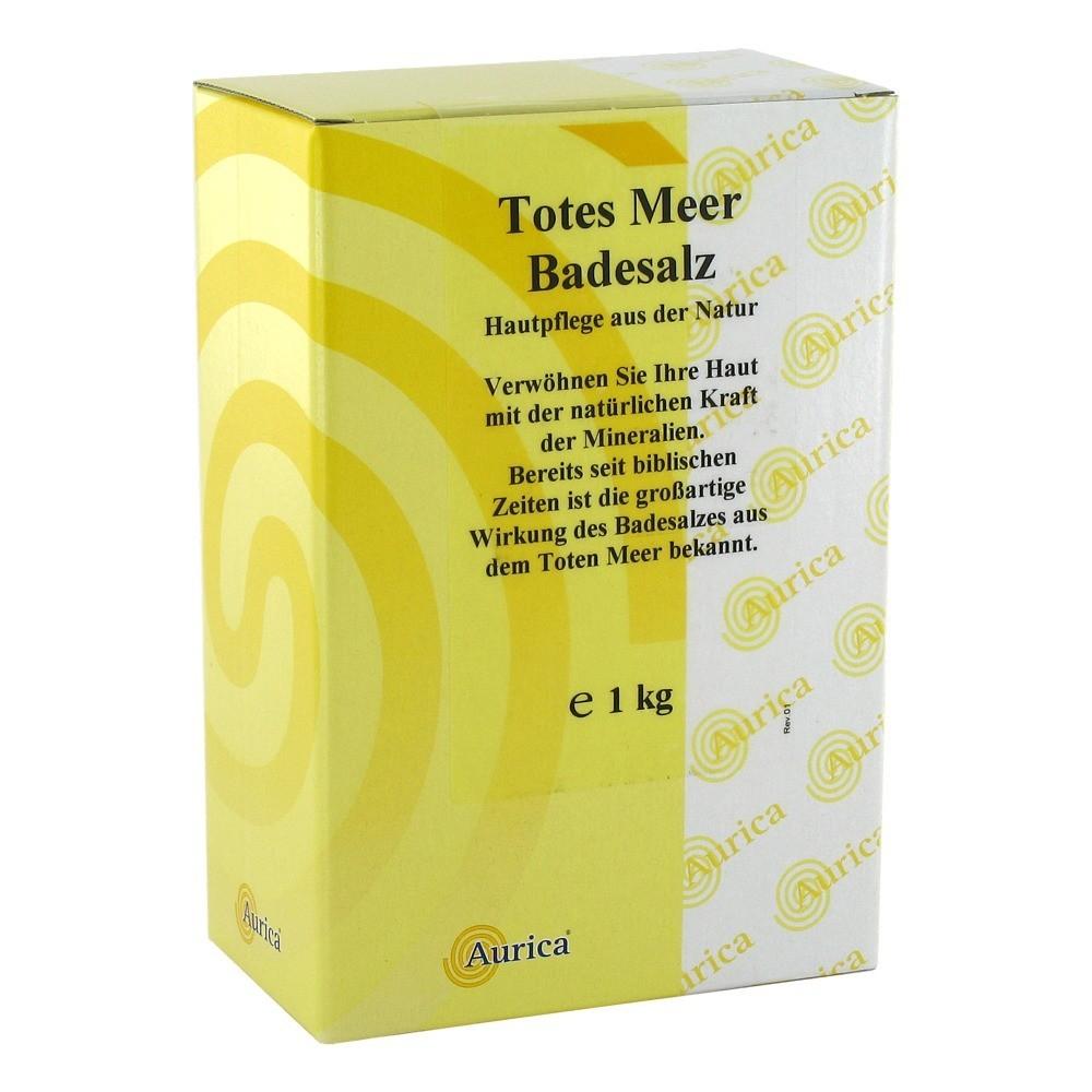 totes-meer-badesalz-aurica-1-kilogramm, 6.69 EUR @ medpex-de
