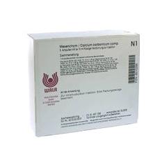 MESENCHYM/CALCIUM carbonicum comp.Ampullen 5x10 Milliliter N1