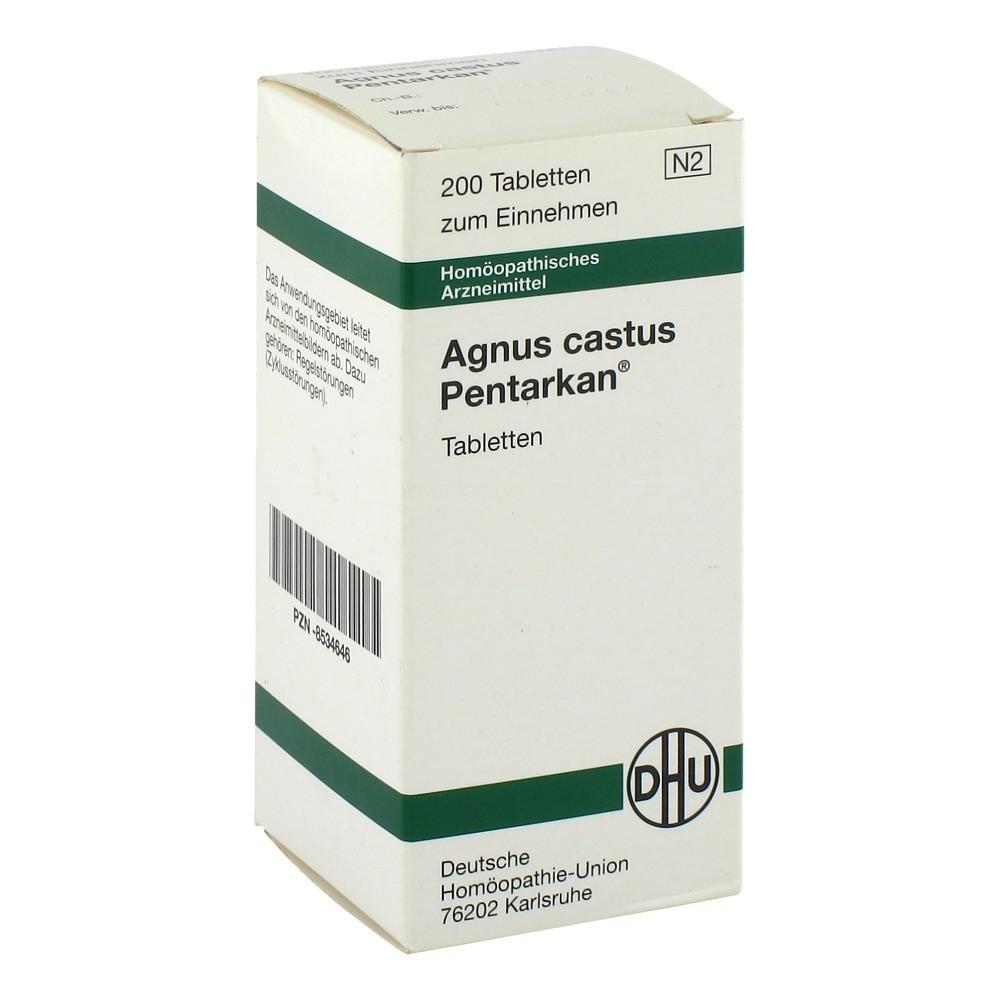 erfahrungen zu agnus castus pentarkan tabletten 200 st ck. Black Bedroom Furniture Sets. Home Design Ideas