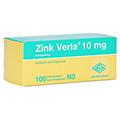 Zink Verla 10mg 100 Stück N3