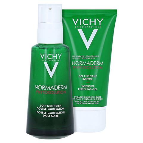 Vichy Normaderm Phytosolution Anti-Unreinheitenpflege + gratis Vichy Normaderm intensive Reinigung 50 ml 50 Milliliter