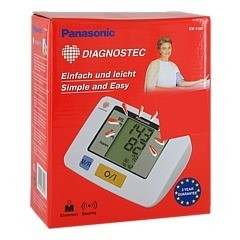 PANASONIC EW3106 Oberarm Blutdruckmesser 1 Stück