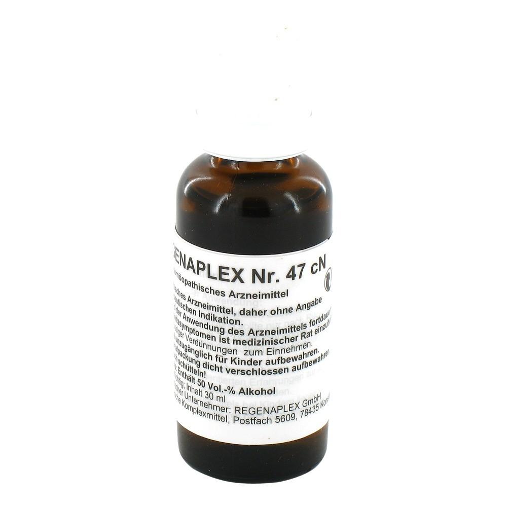 regenaplex-nr-47-cn-tropfen-30-milliliter