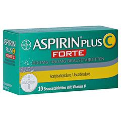 Aspirin plus C Forte 800mg/480mg 10 Stück