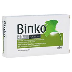 Binko 40mg 30 Stück N1