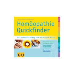 GU Quickfinder Homöopathie 1 Stück