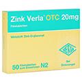 Zink Verla OTC 20mg 50 Stück N2