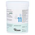 BIOCHEMIE Pflüger 11 Silicea D 12 Tabletten 1000 Stück