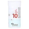 BIOCHEMIE Pflüger 10 Natrium sulfuricum D 6 Pulver 100 Gramm N2
