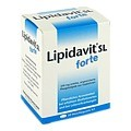 Lipidavit SL forte 50 Stück N1