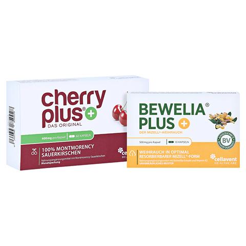 Cherry PLUS Das Original + gratis BEWELIA Plus Weichkapseln 10 St. 60 Stück