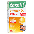 TAXOFIT Vitamin D3 1500 I.E. Depot Tabletten 45 Stück