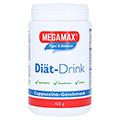 Megamax Diät Drink Cappuccino Pulver 425 Gramm