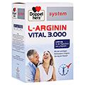 DOPPELHERZ L-Arginin Vital 3.000 system Kapseln 120 Stück