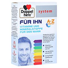 DOPPELHERZ FÜR IHN system Tabletten 30 Stück