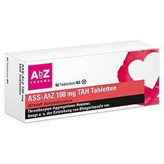 ASS-AbZ 100mg TAH 50 Stück N2