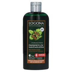 FARBREFLEX Shampoo braun-schwarz Bio-Haselnuss 250 Milliliter