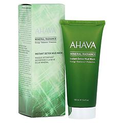 AHAVA Mineral Radiance Instant Detox Mud Mask 100 Milliliter