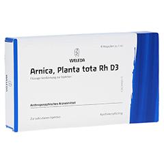 ARNICA PLANTA tota Rh D 3 Ampullen 8x1 Milliliter N1