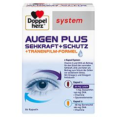 Doppelherz system Augen Plus Sehkraft + Schutz + Tränenfilm-Formel 60 Stück
