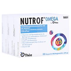 Nutrof Omega Kapseln 3x30 Stück