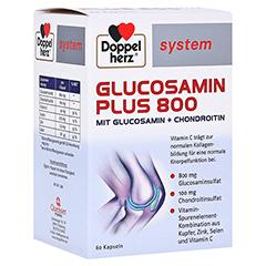 DOPPELHERZ Glucosamin Plus 800 system Kapseln 60 Stück