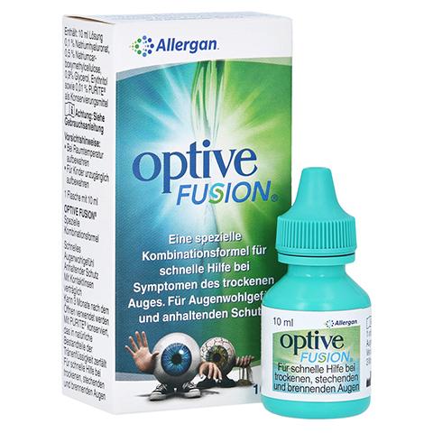 OPTIVE Fusion Augentropfen 10 Milliliter