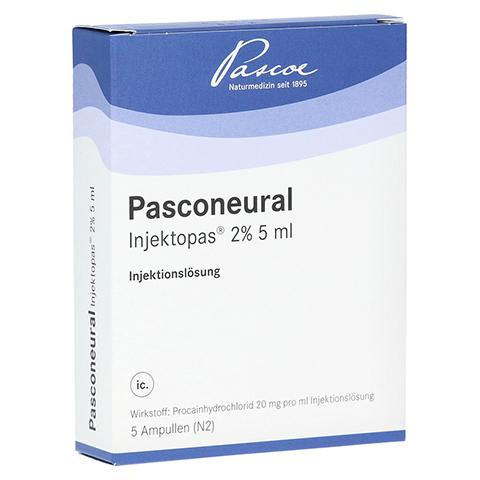 PASCONEURAL Injektopas 2% 5 ml Inj.-Lösung Amp. 5 Stück N2