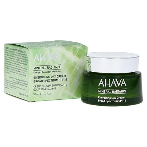 AHAVA Mineral Radiance Energizing Day Cream LSF 15 50 Milliliter