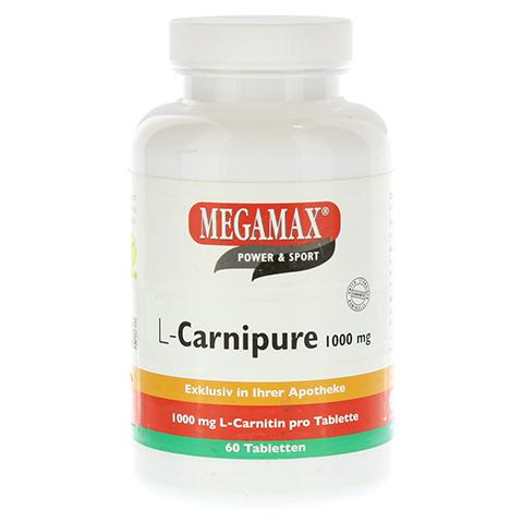 L-CARNIPURE 1000 mg Kautabletten 60 Stück