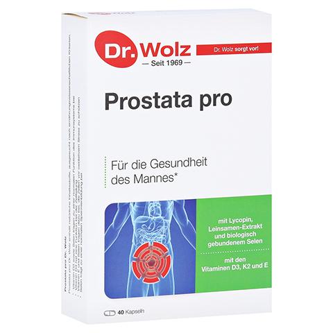 PROSTATA PRO Dr.Wolz Kapseln 2x20 Stück