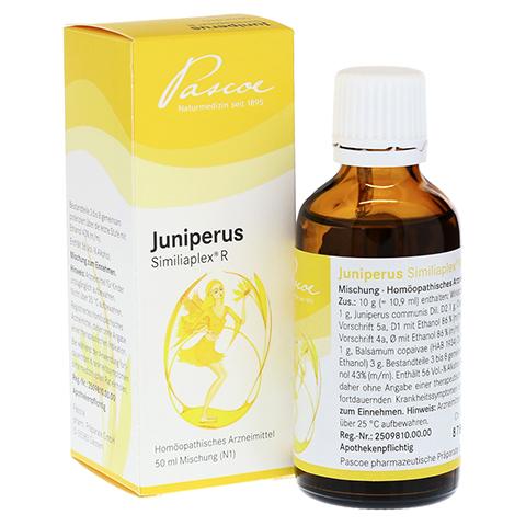 JUNIPERUS SIMILIAPLEX R Tropfen 50 Milliliter N1