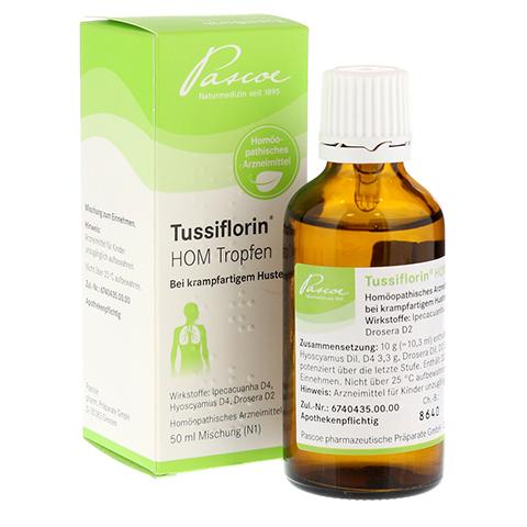 TUSSIFLORIN HOM Tropfen 50 Milliliter N1