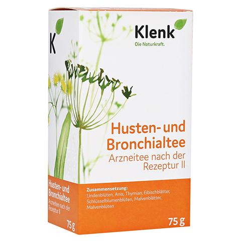 Husten- und Bronchialtee II 75 Gramm