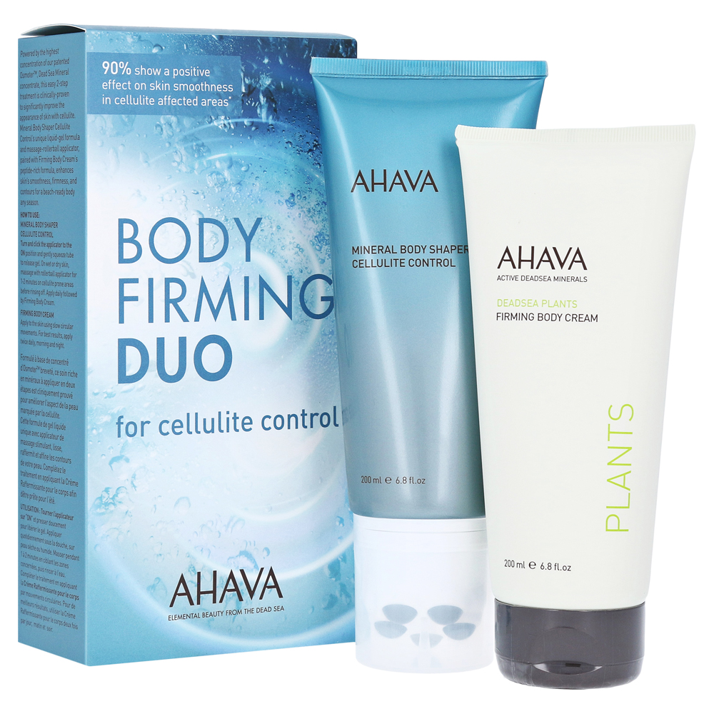 erfahrungen zu ahava body firming duo creme 200 milliliter medpex versandapotheke. Black Bedroom Furniture Sets. Home Design Ideas