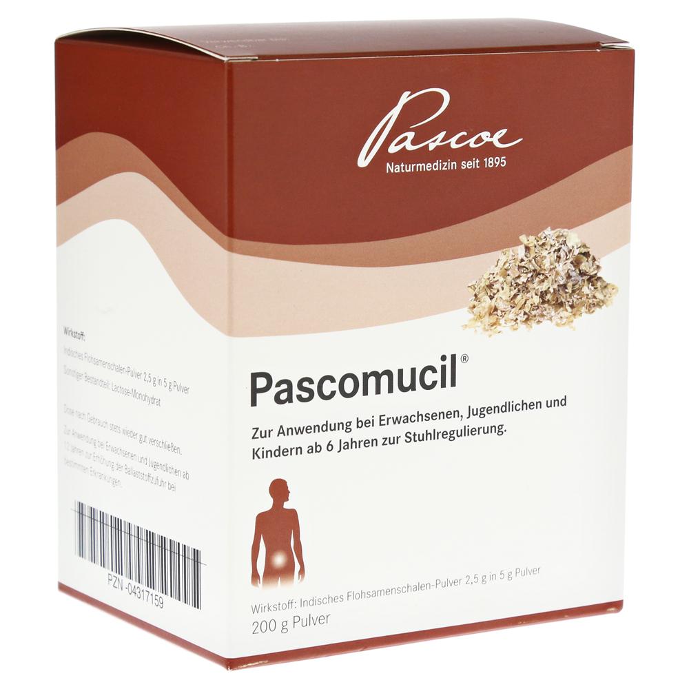pascomucil-pulver-200-gramm