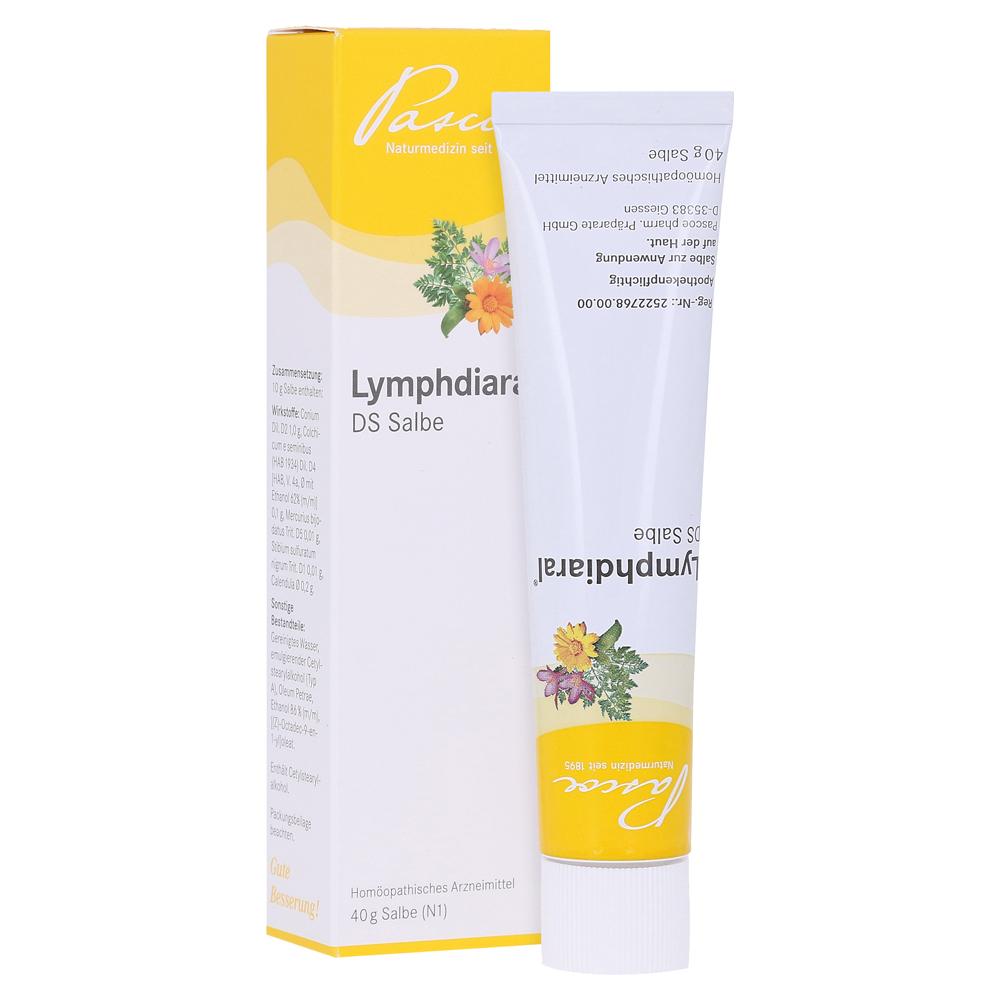 lymphdiaral-ds-salbe-40-gramm