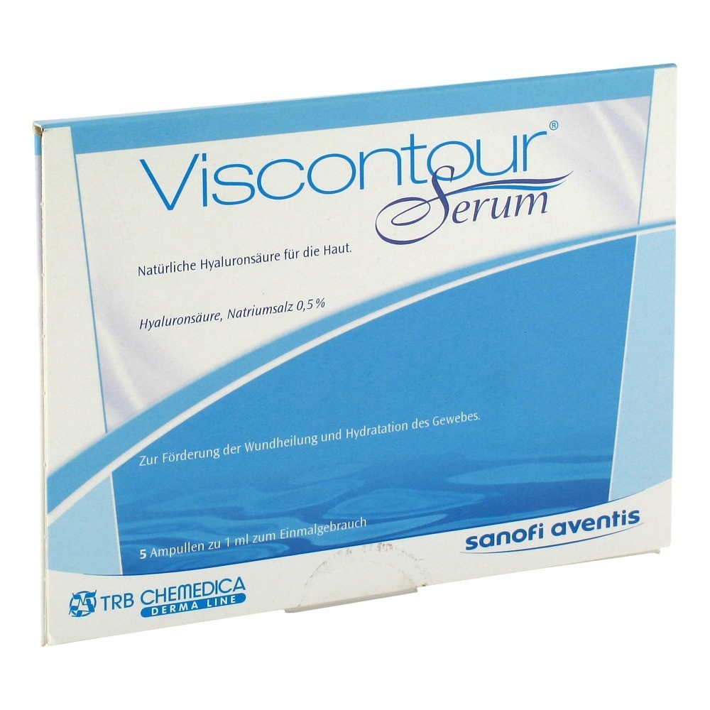 viscontour-serum-ampullen-5x1-milliliter, 16.59 EUR @ medpex-de