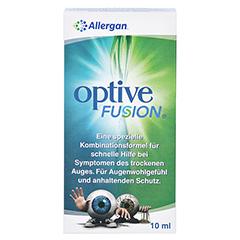 OPTIVE Fusion Augentropfen 10 Milliliter - Vorderseite